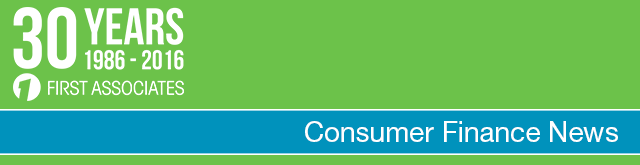 Consumer Finance News Email Banner